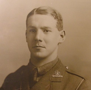 Lt. William Gomersall, 90th Anniversary of Battle of the Somme, 1st July 1916